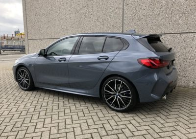 BMW 1-serie Voorportierruiten en Voorruit FG70 vanaf Bstijl Privacy Glass