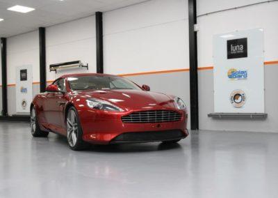 Aston-Martin-lakbeschermingsfolie